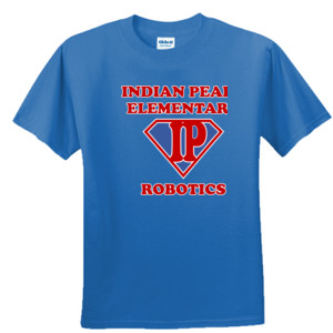 Indian Peaks Elementary Robotics -  - Unisex or Youth Ultra Cotton™ 100% Cotton T Shirt