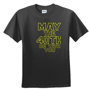 May the 40th Be With You