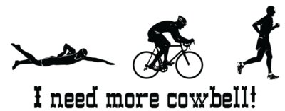 i need more cowbell triathlon mens