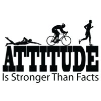 AttitudeLG Is Stronger Than Facts Triathlon M