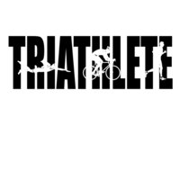 Triathlete Men Icon Knockout