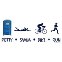 porta potty triathlete icons potty sbr women