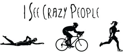 i see crazy people triathlon womens