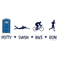 porta potty triathlete icons potty sbr