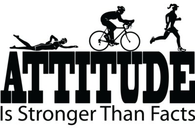 Attitude LG Is Stronger Than Facts Triathlon