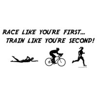 race like your first triathlon women