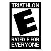 Triathlon Rated E For Everyone