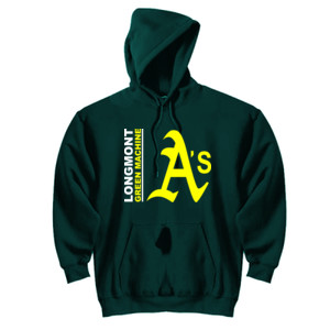 Green Machine - DryBlend™ Pullover Unisex Hooded Sweatshirt