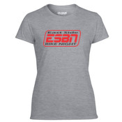 ESBN  - Light Ladies Ultra Performance Active Lifestyle T Shirt