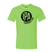 IPA Endurance - Light Youth/Adult Ultra Performance 100% Performance T Shirt