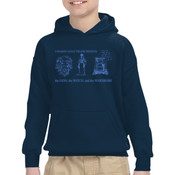 LWW Youth Hooded Sweatshirt