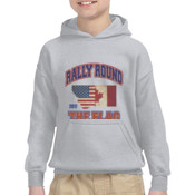 Vick Family Reunion - Heavy Blend™ Youth 8 oz., 50/50 Hood