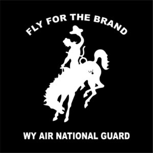 WY Air National Guard White