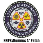 NNPS Alumnus Patch