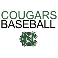 Cougars BASEBALL with NC logo   DN