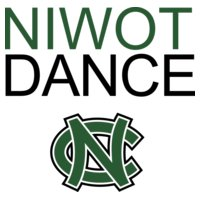 Niwot DANCE with NC logo   DN