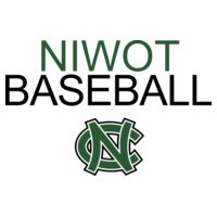 Niwot BASEBALL with NC logo   DN