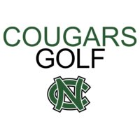 Cougars GOLF with NC logo   DN