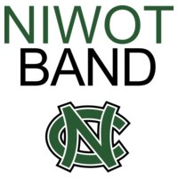Niwot Band with NC logo   DN