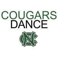 Cougars DANCE with NC logo   DN