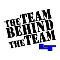 Longmont Trojans Team Behind the Team design for parents, family & friends