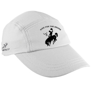 WY Air National Guard  - Headsweat Hat (Light)