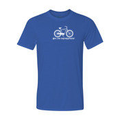 You Can Buy Happiness Men's Cruiser Bike - Youth Ultra Performance 100% Performance T Shirt