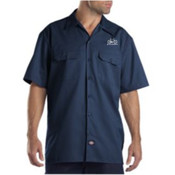 You Can Buy Happiness Men's Cruiser Bike - Dickies Workshirt