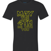 May the 4th Be With You - Ultra Performance Active Lifestyle T Shirt
