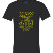 May the 4th Be With You - Youth Ultra Performance Active Lifestyle T Shirt