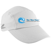 New Wave Power Talks - Headsweat Hat (Light)