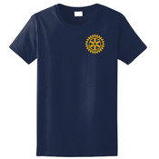 Rotary Wheel - Ladies Ultra Cotton™ 100% Cotton T Shirt