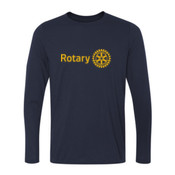 Rotary Wheel - Ultra Cotton Long Sleeve