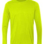 Long Sleeve Ultra Performance 100% Performance T Shirt