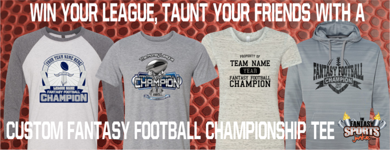 Fantasy Football Champion T-shirts