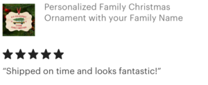 Fun Old Fashioned Family Xmas Ornament review with no pic.png Thumbnail