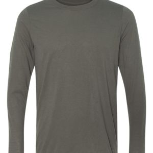 Youth Long Sleeve Ultra Performance 100% Performance T Shirt Thumbnail