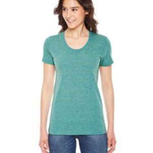 Ladies' Triblend American Apparel T-shirt Thumbnail