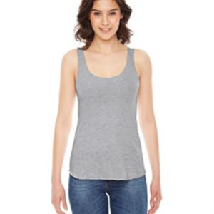 Ladies' American Apparel Triblend Racerback Tank Thumbnail