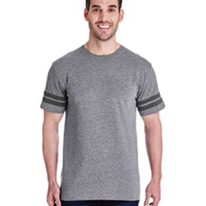 LAT Adult Football Fine Jersey T-Shirt Thumbnail
