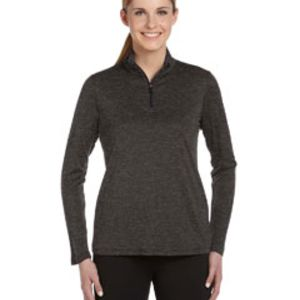 for Team 365 Ladies' Quarter-Zip Lightweight Pullover Thumbnail