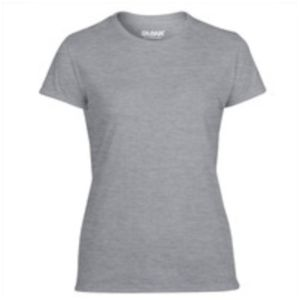 Light Ladies Ultra Performance Active Lifestyle T Shirt Thumbnail