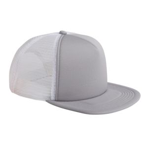5-Panel Foam Front Trucker Cap Thumbnail