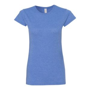 Ladies' Softstyle® 4.5 oz. Fitted Heather Color T-Shirt Thumbnail