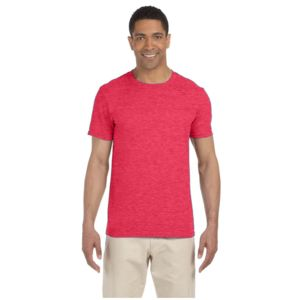 Adult Softstyle® 4.5 oz. Heather Color T-Shirt (S) Thumbnail