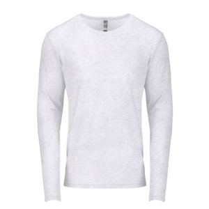Men's Triblend Long-Sleeve Crew (S) Thumbnail