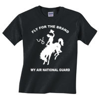 WY Air National Guard  - Heavy Cotton™ Toddler 5.3 oz. T-Shirt Thumbnail
