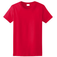 WY Air National Guard  - Ladies Ultra Cotton™ 100% Cotton T Shirt Thumbnail