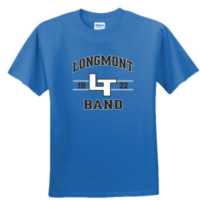 LHS Band - Unisex or Youth Ultra Cotton™ 100% Cotton T Shirt Thumbnail