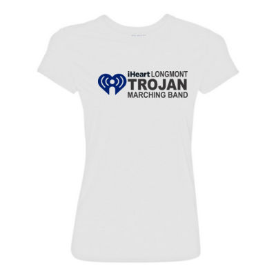 iHeartLongmont - Light Ladies Ultra Performance Active Lifestyle T Shirt Thumbnail